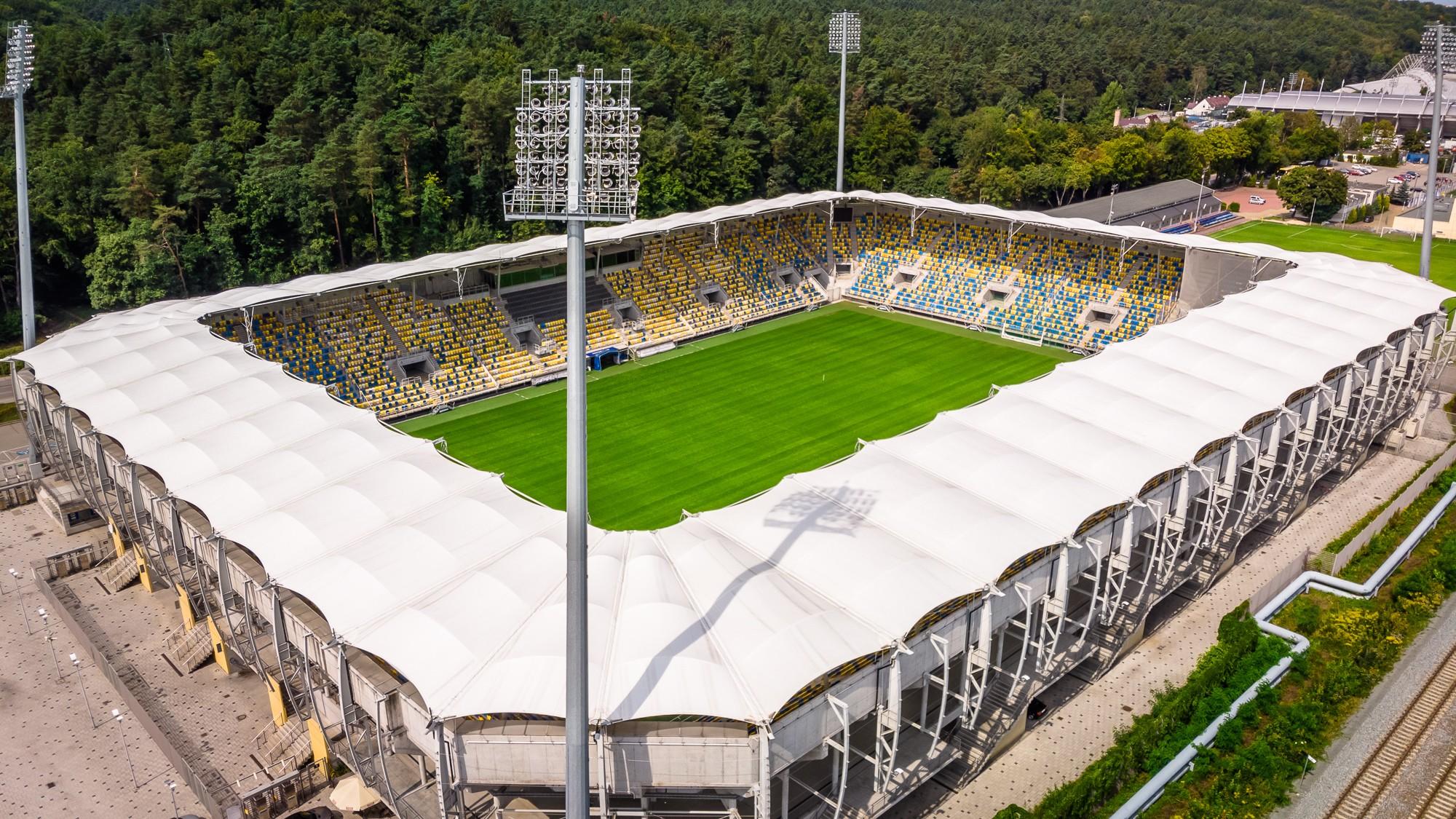 stadion gosir w gdyni29 - ŁKS on Tour! Zapisz się na wyjazd do Gdyni