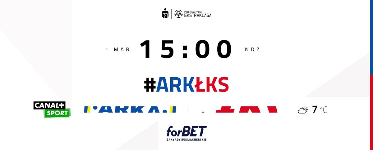 przed meczem arka gdynia lks lodz - Przed meczem Arka Gdynia – ŁKS Łódź | #ARKŁKS
