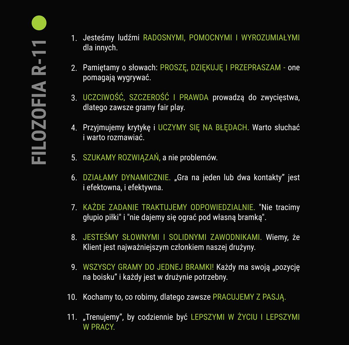 filozofia r 11 tabliczka - Marcin Radziwon z R-GOL.com: Chcemy sięgać jeszcze wyżej