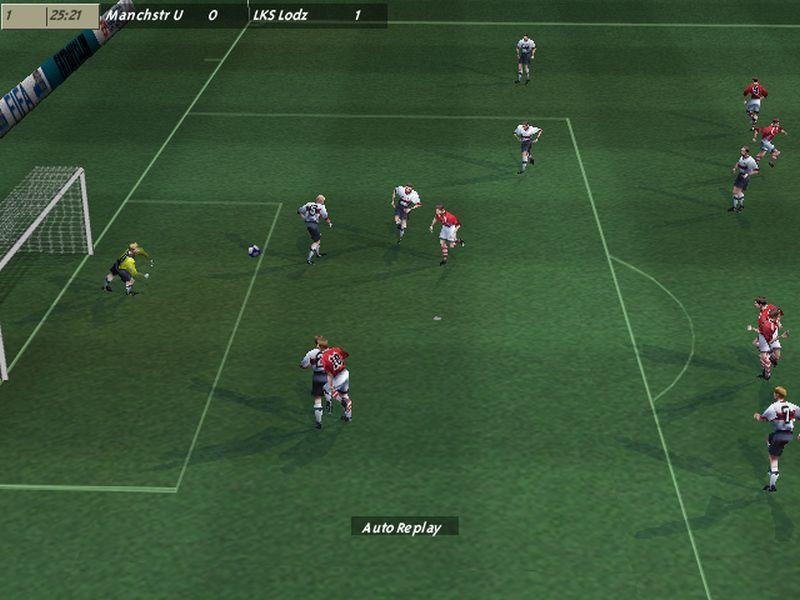"""9 fifa gol zuberek - """"Czerwone Diabły"""" za burtą! Zobacz jak wyglądał ŁKS w grze FIFA 99"""