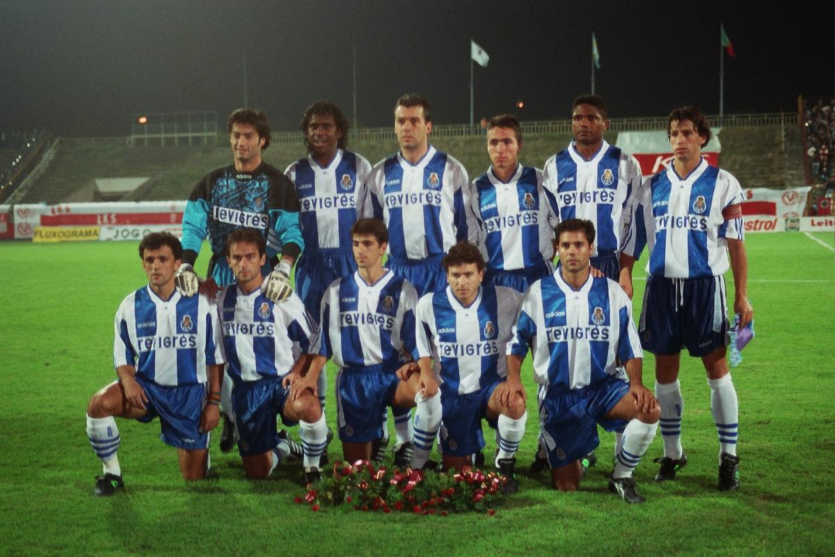 lks lodz fc porto - Pięć legend futbolu, które zagrały na stadionie ŁKS