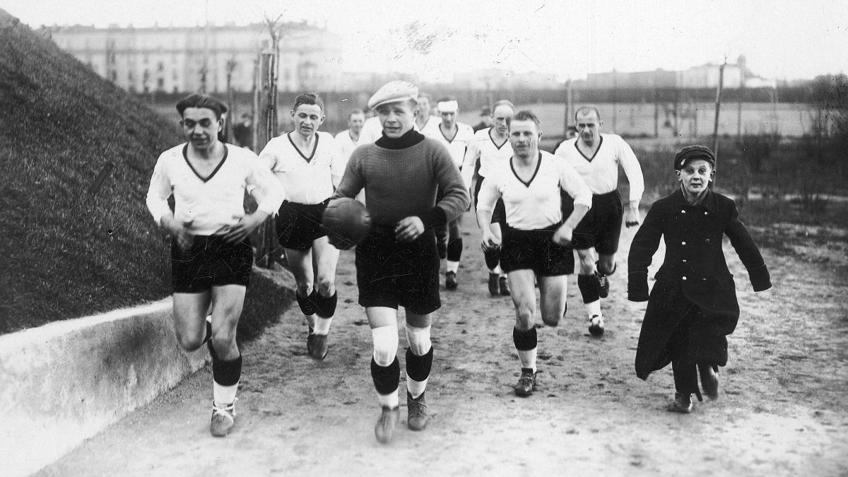 historia lks lodz 1936 - Niezwykli. Zapomniani. Antoni Gałecki