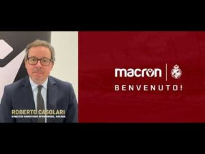 Read more about the article Benvenuto, Macron!
