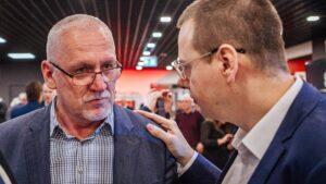 Dariusz Lis: Wsłuchujemy się w głos kibiców