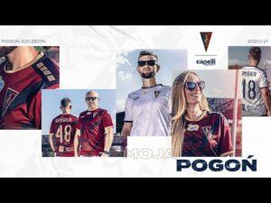 Portowe Gryfy – Nowe wyjazdowe koszulki Portowców