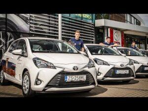 Lepszy model dla Portowców – Nowe auta od Toyota Kozłowski