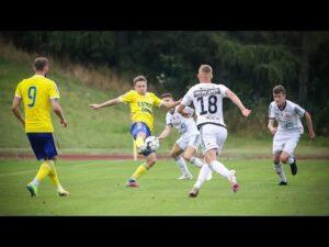 Sparing: Arka Gdynia -Chojniczanka Chojnice  0-1: Skrót