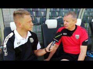 2020-08-08 Rozmowa z nowym szkoleniowcem Piotrem Mandryszem