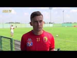 Wypowiedzi po sparingu Jagiellonia Białystok vs KKS Kalisz