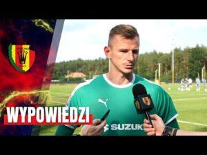 Read more about the article Piłkarze po sparingu z ŁKS-em Łódź (08.08.2020)