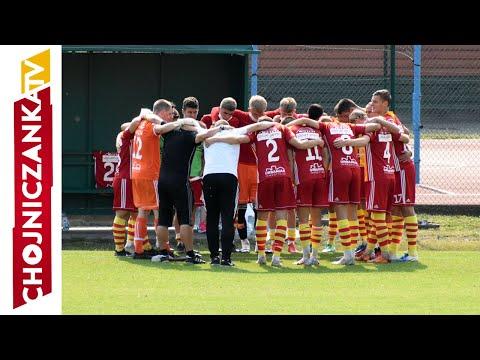 IV liga: Chojniczanka II – Sokół Zblewo 4:0 (2:0)