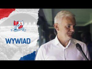 Jacek Magiera: Przyjechałem oglądać m.in. Bierońskiego