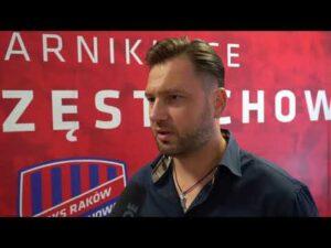 Paweł Tomczyk: Przygotowujemy nasz sposób gry tak, aby dalej zaskakiwać przeciwników