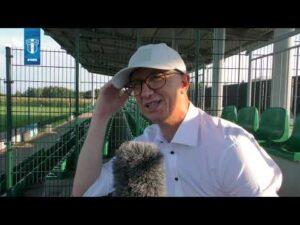 Rozmowa z dyrektorem sportowym Wisły Płock Markiem Jóźwiakiem