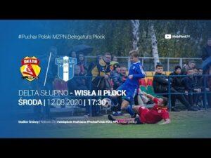 Delta Słupno – Wisła II Płock Puchar Polski MZPN Delegatura Płock