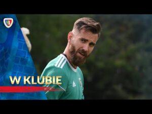 W KLUBIE | Upał. Dlaczego nie działa klima?  Przed meczem w Pucharze Polski