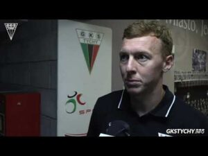 Sparing: Opinia Krzysztofa Majkowskiego po meczu GKS Tychy – Zagłębie Sosnowiec 4:2