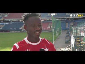 Yeboah: Muszę dawać z siebie 100 procent