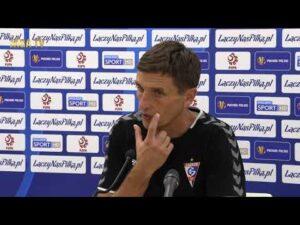 Wypowiedzi trenerów po meczu – Jagiellonia vs Górnik Zabrze
