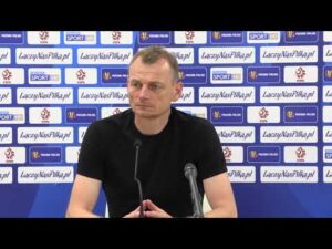 Konferencja prasowa po meczu Pucharu Polski #GÓRJAG – trener Zając