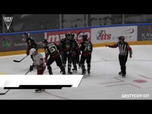 Sparing: Skrót meczu GKS Tychy – Zagłębie Sosnowiec 4:2