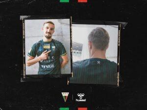 Prezentacja koszulek meczowych i konferencja prasowa przed spotkaniem z Wisłą Płock