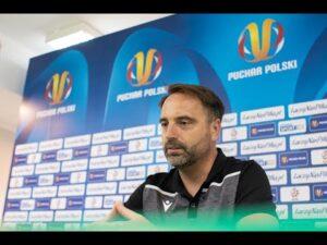 Konferencja prasowa po meczu GKS Bełchatów – Legia Warszawa 1:6