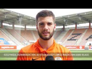 Lorenco Simić | W Lubinie tworzy się dobry projekt