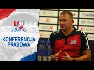 Konferencja po meczu Stal Rzeszów – Podbeskidzie | 15.08.2020