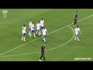 1/32 Pucharu Polski: Skrót meczu GKS Tychy – Wisła Płock 1:2