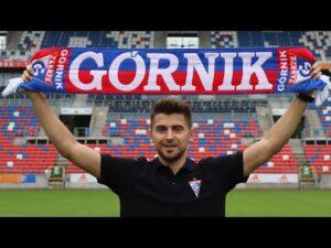 Bartosz Nowak piłkarzem Górnika
