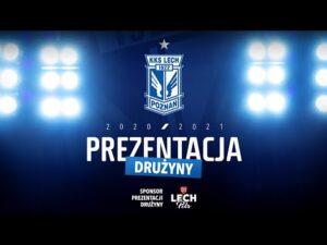 Prezentacja drużyny Lecha Poznań 2021