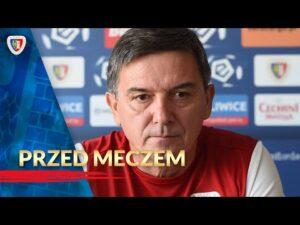 PRZED MECZEM  | Waldemar Fornalik przed meczem ze Śląskiem Wrocław 20|08|2020