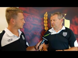 2020-08-21 Korona Kielce – Sandecja 5-0, sparing – Piotr Mandrysz