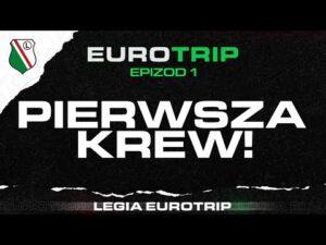 EUROTRIP: Pierwsza krew!