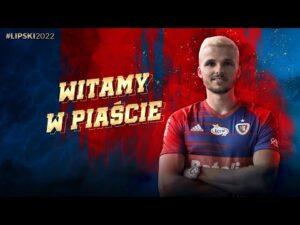 TRANSFER | Patryk Lipski w Piaście Gliwice