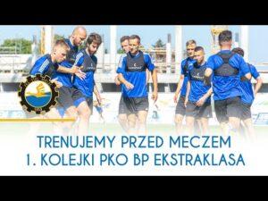 TV Stal: Trenujemy przed meczem 1. Kolejki PKO BP Ekstraklasa