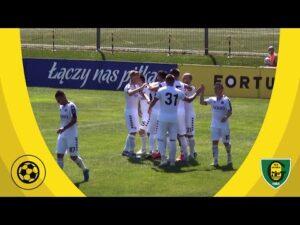 Skrót meczu Garbarnia Kraków – GKS Katowice 1:0 (22 08 2020)