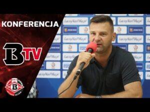 Konferencja prasowa po meczu Bytovia – Bruk-Bet Termalica Nieciecza (0:4)