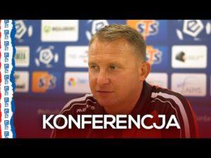 Konferencja prasowa po meczu w Zabrzu | 23.08.20