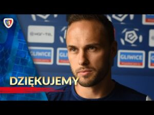 Dziękujemy, Tom Hateley | Thank you, Tom