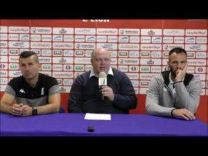 Konferencja prasowa przed rozpoczęciem sezonu 2020/21 | 2. Liga | 27.08.2020