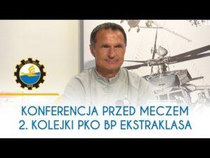 TV Stal: Konferencja przed meczem 2. Kolejki PKO BP Ekstraklasa