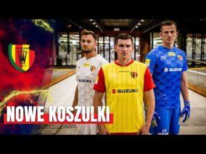Nowe koszulki Korony Kielce (27.08.2020)
