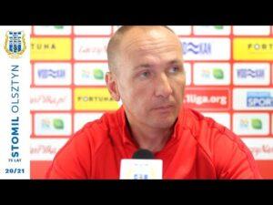 Adam Majewski: Jedziemy przygotowani na mecz (28.08.2020 r.)