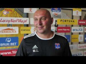 Mariusz Lewandowski o meczu pucharowym i przygotowaniach do sobotniego spotkania