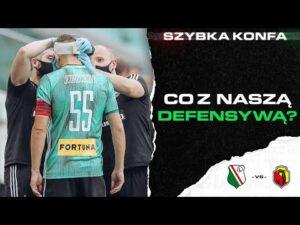 Read more about the article SZYBKA KONFA: Co z defensywą?, Plan na przerwę, Niewygodny rywal