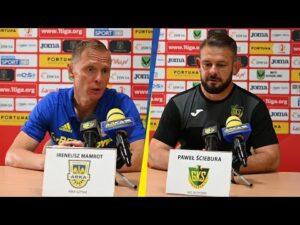GKS Jastrzębie – Arka Gdynia 0-4: Konferencja prasowa