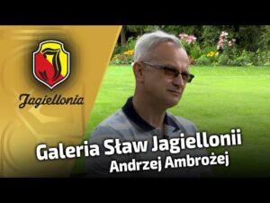 Galeria Sław Jagiellonii – Andrzej Ambrożej