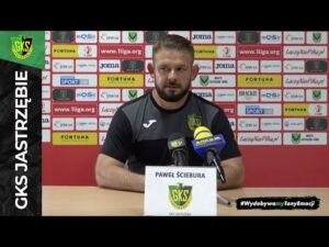 [GKS TV] Konferencja prasowa po meczu z Arką Gdynia